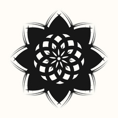 Black flower_0001