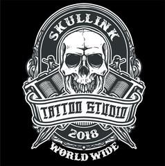 tattoo studio logo