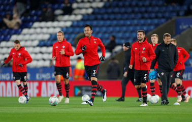 Carabao Cup Fourth Round - Leicester City v Southampton
