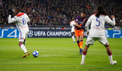 Champions League - Group Stage - Group F - Olympique Lyonnais v Manchester City