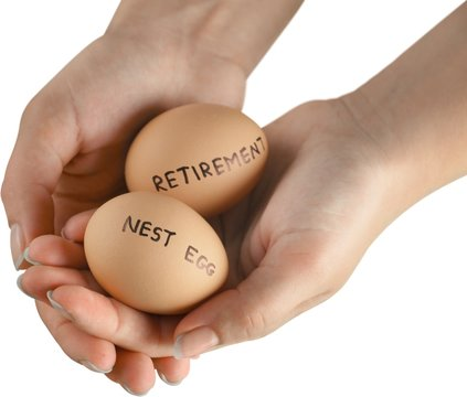 Retirement Planning - Isolated