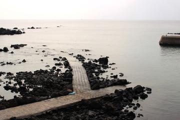 Beautiful Scenery of Jeju Island / Scenery Picture of Jeju Island, Korea