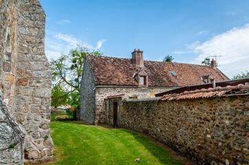 Eglise de Villeneuve Les Bordes