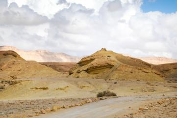 Mitzpe Ramon Crater, Israel