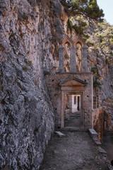 Monastery Katholiko, Akrotiri, West Crete