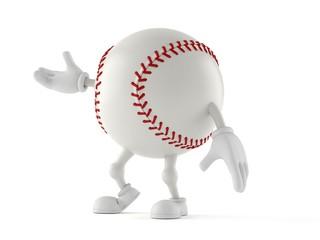 Baseball character