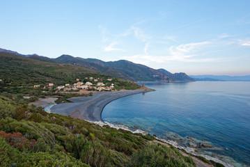 Korsika - Ogliastro