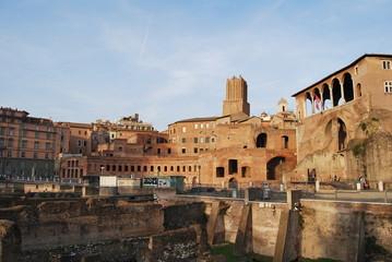 I monumenti di Roma, Italia