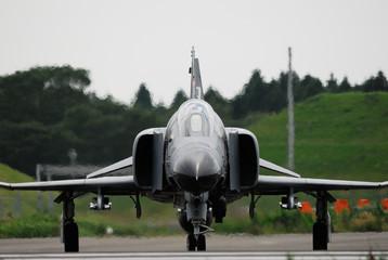 航空自衛隊 F-4EJ改 タキシング