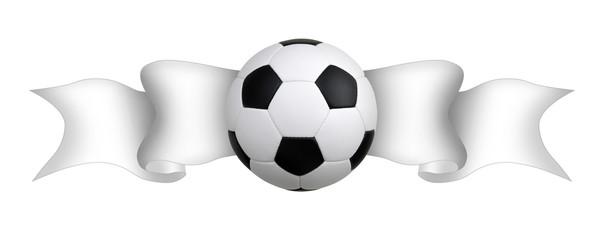 Soccer concept  on white