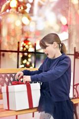 vivement l'ouverture des cadeaux