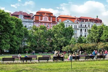 Prag, Vinohrady