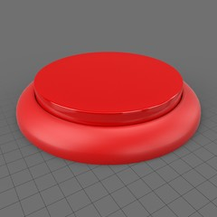 Round push button