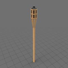 Garden torch 1
