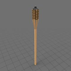 Garden torch 2