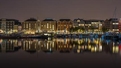 Antwerp marina