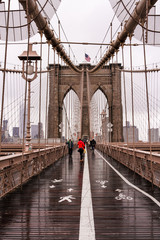 Fotomurales - Brooklyn Bridge