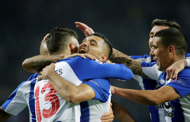 Champions League - Group Stage - Group D - FC Porto v Schalke 04