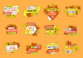 Sale Super Quality Special Offer Set of Price Tags