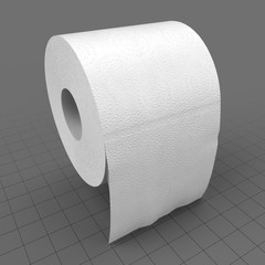 Toilet paper roll 3