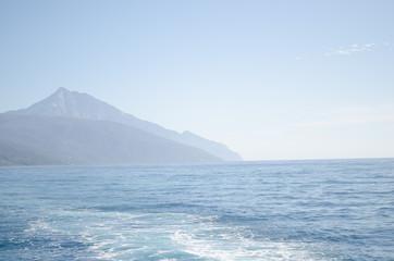 Griechische Inseln im Mittelmeer