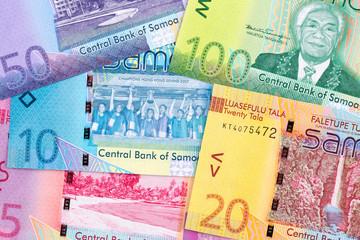 Samoan money a business background