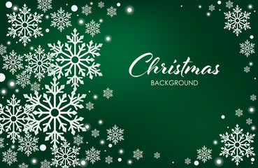 Christmas holiday season background.