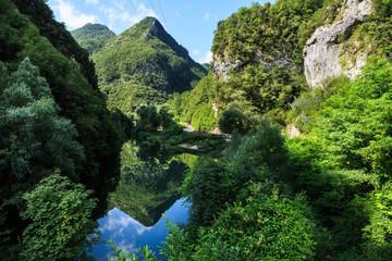 Alpi Apuane, Toscana, Italia