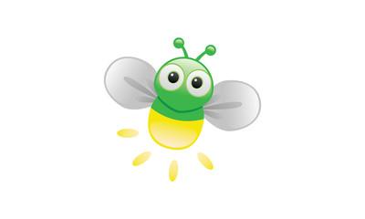 a cute as a bug cartoon character