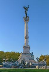 Girondins Monument, Bordeaux, France
