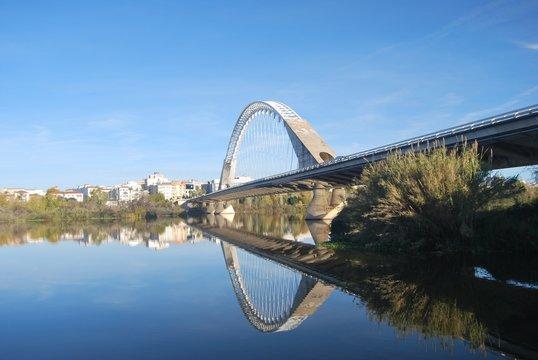 Puente de Lusitania, Mérida (España)