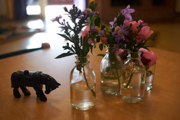 Horse@Flowers