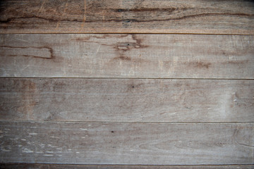 Garden Poster Wood Old wooden background. Wooden table or floor