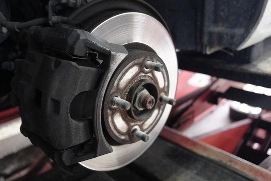 car disc brake system