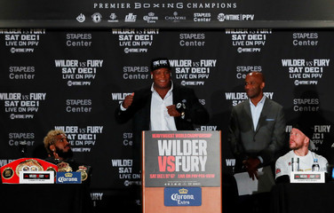 Boxing - Press Conference