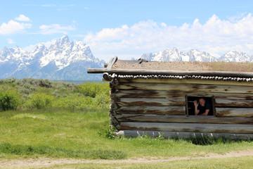 Cunnhingham Cabin - Grand Teton 2