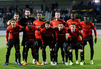 Europa League - Group Stage - Group K - FK Jablonec v Stade Rennes