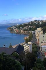 Wellington; Evans Bay
