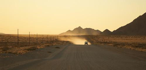 Kolmanskop Ghost Town in the sand near Lüderitz, Namibia. Wall mural