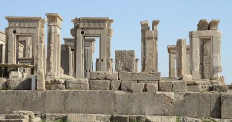 Palazzo di serse nell'antica persepoli