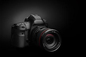 electronic camera without logo