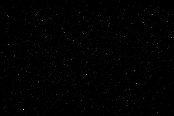 Stars in the night sky background texture milky way glow of star