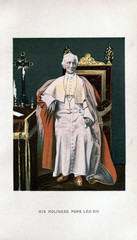 Illustration of the Pope