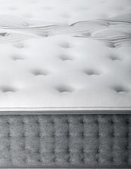 Closeup bed Mattress