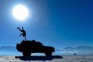 nature challenge, adventurous spirited traveler