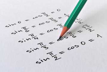 Similar trigonometric functions