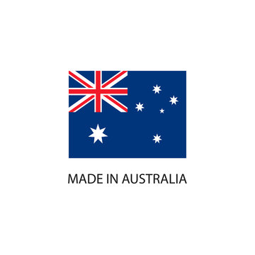 Made in Australia sign
