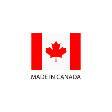 Made in Canada sign