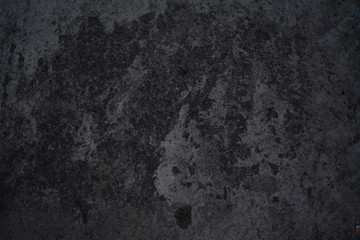 Abstract dark grey marble with fine dirt particles Fototapete