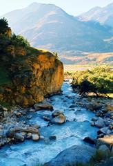 The canyon Adir-Su.